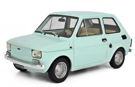 FIAT 126 (1972) - LIGHT BLUE - LAUDORACING COD. LM103C