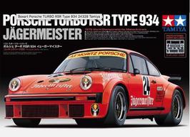 Porsche 934 Turbo RSR - Jägermeister - Tamiya 24328