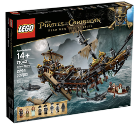Lego 71042 - Silent Mary Pirates of the Caribbean