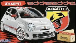 Abarth 500 EsseEsse (2010) - Fujimi RS 82