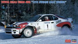 Toyota Celica GT4 ST185 Gr.A (1993) - Castrol - Hasegawa 20484