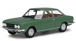 FIAT 124 SPORT COUPE' (1969) - VERDE - LAUDORACING 1/18