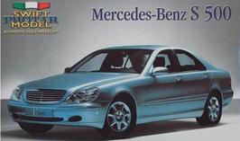 Mercedes Benz 500S (1999) - Protar 18427