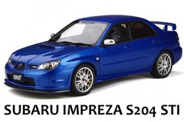SUBARU IMPREZA S204 STI