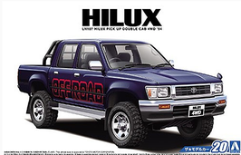 Toyota Hilux LN107 (1994) - Aoshima 052280