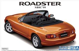 Mazda MX5 Roadster (1999) - Aoshima 117