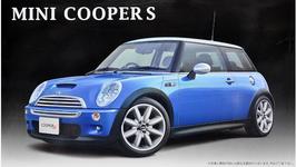 Mini Cooper S (2002) - Fujimi 12663