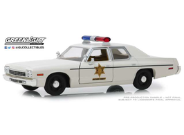 "Dodge Monaco Police HAZZARD COUNTY ""THE DUKES OF HAZZARD"""
