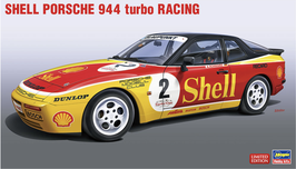 Porsche 944 Turbo Cup - Shell - Hasegawa 20451