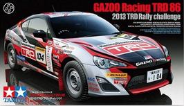 Toyota TRD 86 Gazoo (2013) - Tamiya 24337