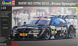 BMW M3 DTM 2012 B.Spengler - BMW Motorsport - Revell 07178