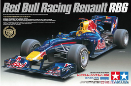 Red Bull Racing Renault RB6 - Formula 1 (2010) - Tamiya 20067