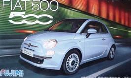 Fiat 500 (2007) - Fujimi 12362