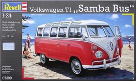 Volkswagen T1 Samba Bus (1950) - Revell 07399