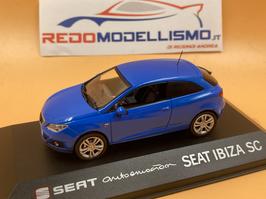 SEAT Ibiza IV SC (2008) - BLUE