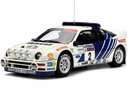 "FORD RS 200 Gr.B ""RAC RALLY 1986 - S.BLOMQVIST"" -- OTTOMOBILE cod. OT679"