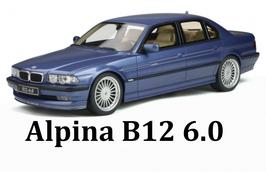 ALPINA BMW B12 (E38)
