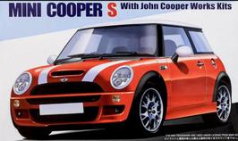 Mini Cooper S John Cooper Works JCW (2008) - Fujimi 122533