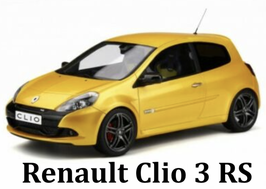 RENAULT CLIO 3 RS 2.0 SPORT CUP