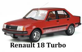 RENAULT 18 TURBO (1981)