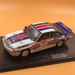 Opel Manta 400 - H.Toivonen - Sanremo Rally (1983)