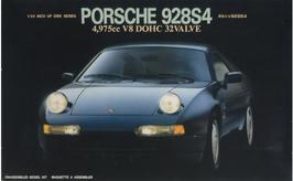 Porsche 928 S4 (1988) - Fujimi 03338