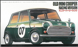 Austin Mini Cooper Racing - Fujimi 12229