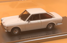 FIAT 124 SPORT COUPE' 1° SERIE (1967)