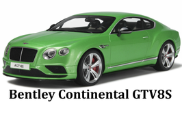 BENTLEY CONTINENTAL GT V8 S COUPE'