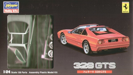 Ferrari 328 GTS (1985) - Hasegawa 20233