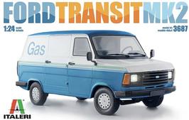 Ford Transit MKII - Italeri 3687