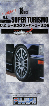 CERCHI O.Z. Racing 18' - Superturismo - Fujimi n°41