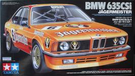 BMW 635 CSi Gr.A  Brun - Jagermeister - Tamiya 24322