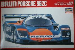 Porsche 962 Gruppo C - Repsol - Hasegawa 20345