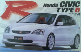Honda Civic Type R EP3 (2001) - Fujimi 94