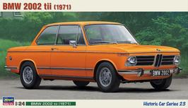 BMW 2002 tii (1971) - Hasegawa 21123