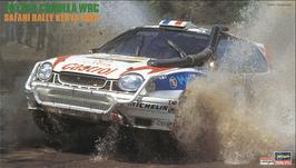 Toyota Corolla WRC Safari Rally (1998) - Castrol - Hasegawa 20371