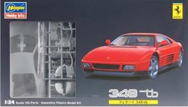 Ferrari 348tb (1989) - Hasegawa 20230