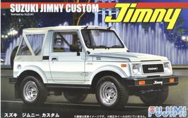Suzuki Jimny (Santana SJ) Custom (1986) - Fujimi ID70