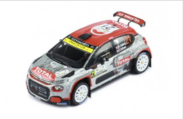 Citroen C3 R5 - M.Ostberg - Rally Monza (2020) 1/43
