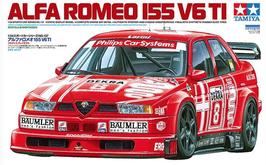 Alfa Romeo 155 V6 ti ALFA CORSE CHAMPION DTM 1993 - Tamiya 24137