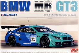 BMW M6 GT3 24h Nurburgring 2017 - Falken - Nunu 24002