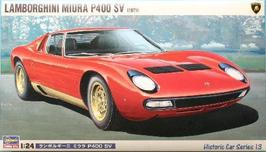 Lamborghini Miura P400 (1966) - Hasegawa HC-13