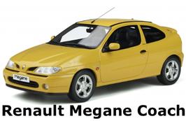 RENAULT MEGANE COACH 2.0 16v