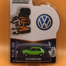 PREMIERE - VOLKSWAGEN RABBIT '75 - GREEN