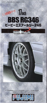 CERCHI BBS 17' - RG346 - Fujimi n°35