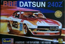 Datsun 240Z SCCA - BRE - Revell 85-1422