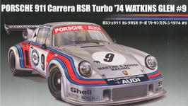 Porsche 911 RSR Turbo Watkins Glen - Martini - Fujimi 126494
