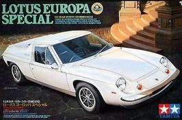 Lotus Europa Special (1971) - Tamiya 24212