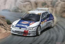 Peugeot 306 Maxi - Esso - Rally Monte Carlo (1996) - Nunu 24009